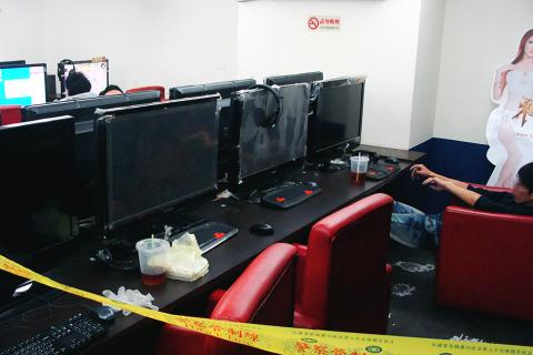Gamer Dies In Internet Cafe